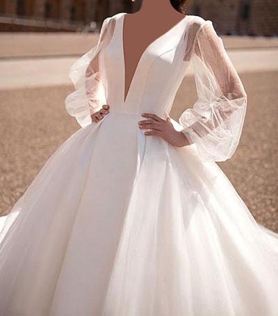نکاتی برای انتخاب لباس عروس, نحوه ی انتخاب لباس عروس