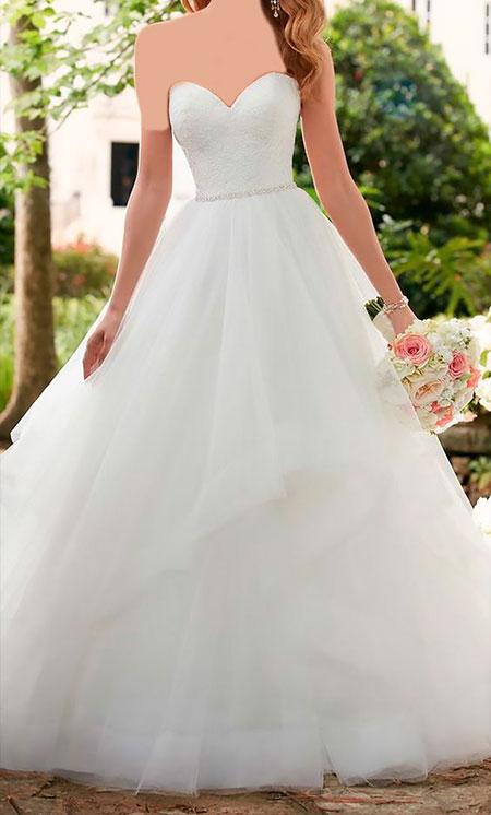 لباس عروسی,نکاتی برای انتخاب لباس عروس