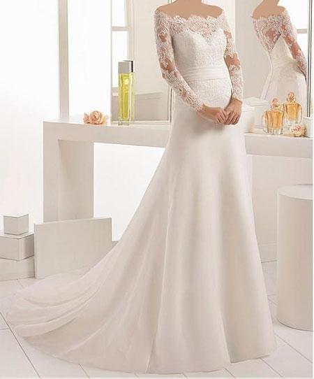مدل های لباس عروسی, نکته هایی برای انتخاب و خرید لباس عروس