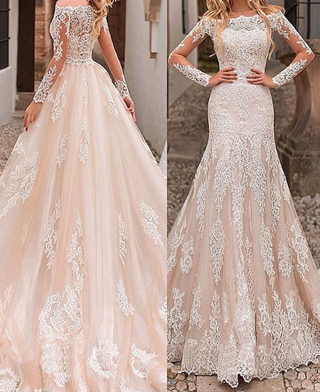 اصولی برای انتخاب لباس عروس,لباس عروس مناسب