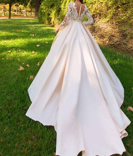نکته هایی برای انتخاب و خرید لباس عروس, اصولی برای انتخاب لباس عروس