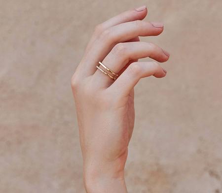 جدیدترین مدل انگشترهای دخترانه, شیک ترین انگشترهای دخترانه