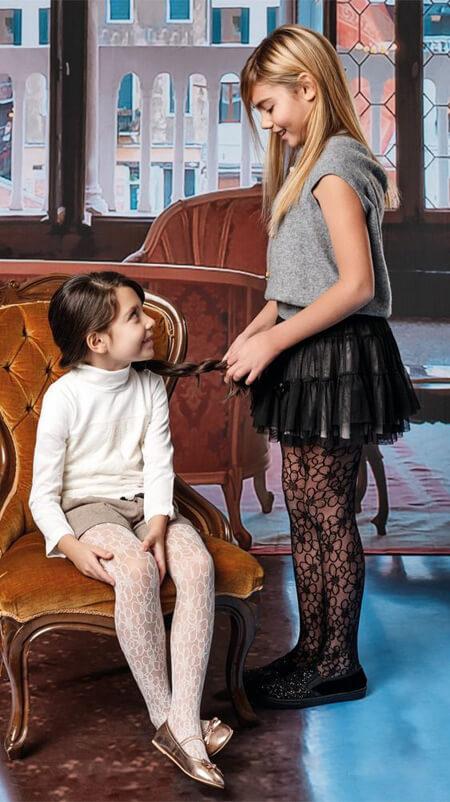 مدل های جوراب شلواری, مدل های جوراب شلواری بچه گانه