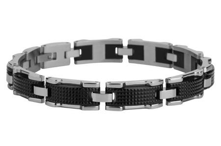 دستبند پسرانه شیک, دستبند نقره