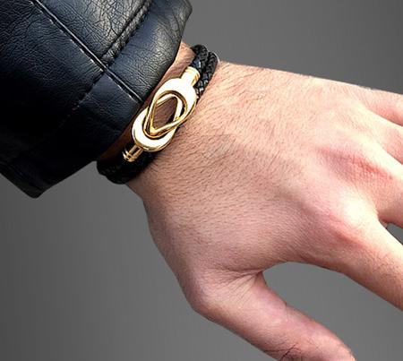 دستبند پسرانه نقره, مدل دستبند