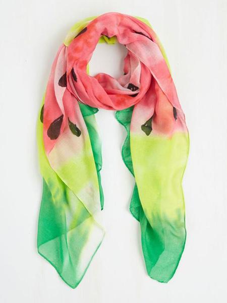 مدل های شال و روسری, مدل شال و روسری های ویژه ی شب یلدا