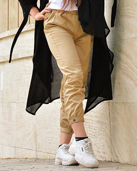شلوار دمپا کش, جدیدترین شلوارهای گت, مدل های شلوار گت