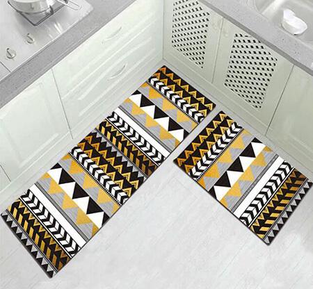 شیک ترین مدل فرش آشپزخانه,فرش کف آشپزخانه,مدل فرش های کف آشپزخانه
