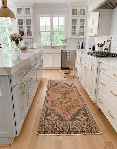 مدل فرش های کف آشپزخانه,جدیدترین فرش های کف آشپزخانه,مدل فرش مدرن آشپزخانه