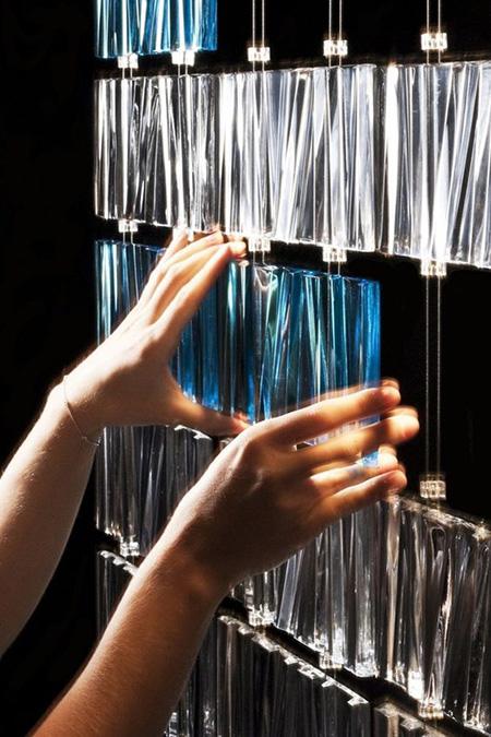 ساخت پارتیشن با شیشه, پارتیشن با شیشه