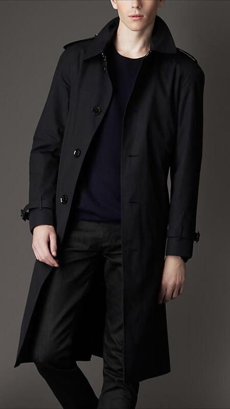 مدل پالتو بلند مردانه, پالتو بلند مردانه