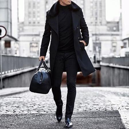 پالتوهای بلند پسرانه و مردانه, ایده هایی برای پالتوهای بلند مردانه