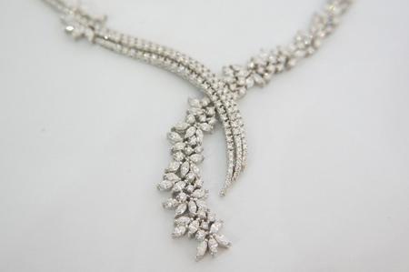 مدل طلا و جواهر,گردنبند جواهر