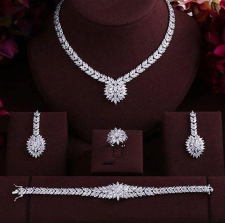 گردنبند جواهر, مدل گردنبند جواهر