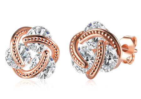 مدل گوشواره های طلا و جواهر,گوشواره دخترانه