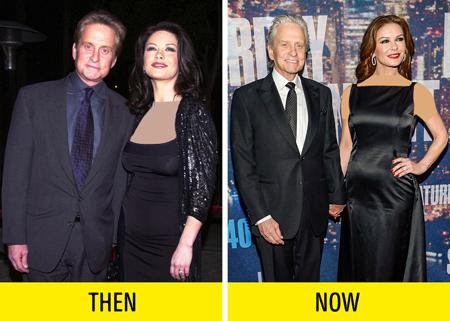 تفاوت سنی زوج های هالیوود, معرفی زوج های هالیوودی با فاصله سنی زیاد