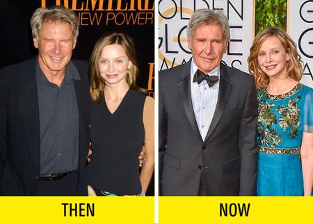 سن های زوج های هالیوودی,تفاوت سنی زوج های هالیوود