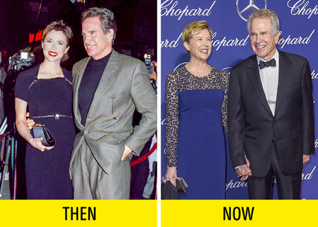 معرفی زوج های هالیوودی با اختلاف سنی زیاد,فاصله سنی زیاد زوج های هالیوودی