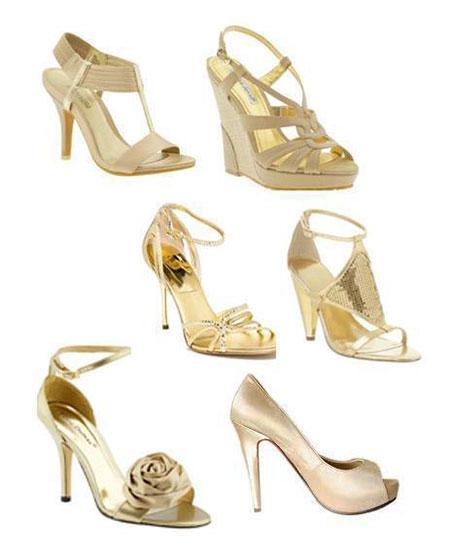 ست کردن با لباس زرد, بهترین مدل کفش با لباس زرد