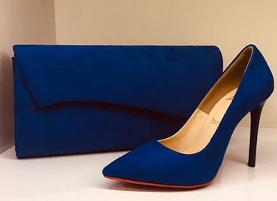 بهترین رنگ های ست با کفش آبی, رنگ های ست کردن با کفش آبی