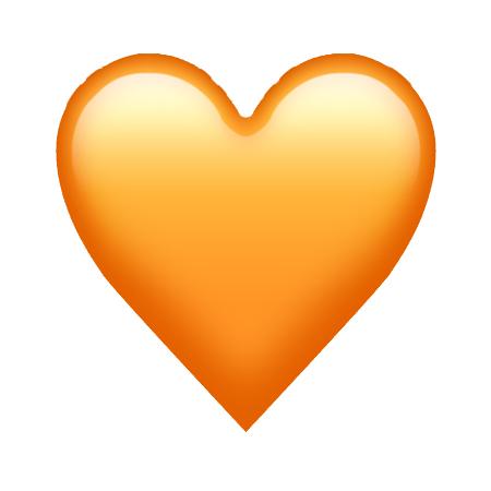 ایموجی قلب,معنی ایموجی ها