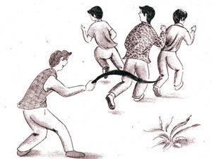 بازی محلی,بازی محلی قاب بازي,بازسهای قدیمی,بازیهای سنتی