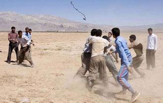 بازی محلی قاچان,بازیهای محلی,بازی های محلی ایلام