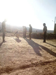 بازی های قدیمی مشهد,بازیهای روستایی مشهد