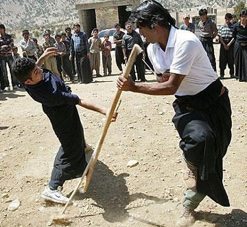 بازيهای محلي لردگان,بازیهای سنتی