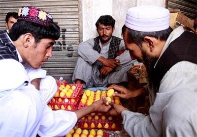 بازی روستایی تخم جنگی,بازی سنتی تخم جنگی