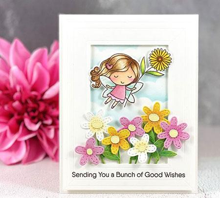 کارت پستال روز دختر, کارت تبریک روز دختر