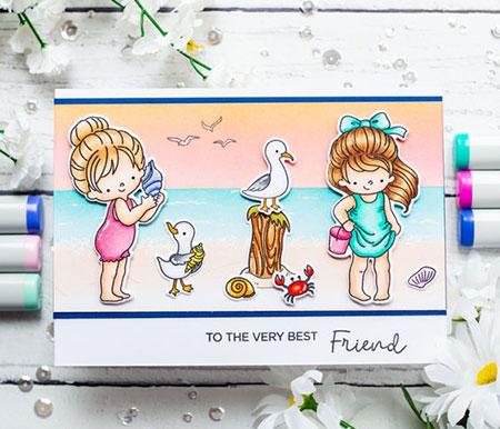 جدیدترین کارت پستال های تبریک روز دختر, کارت پستال ویژه ی روز دختر