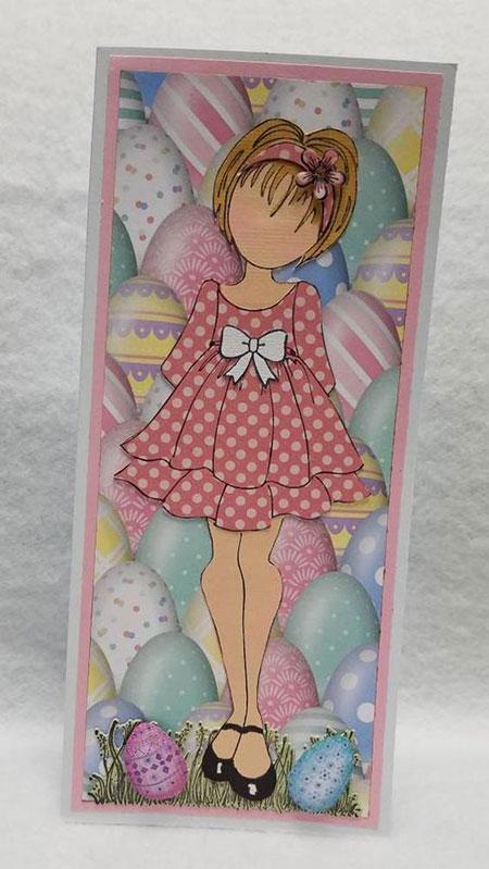 کارت پستال مناسب روز دختر,کارت تبریک روز دختر