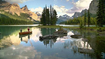 ایده هایی برای مناظر طبیعی, تصاویر کارت پستال های مناظر