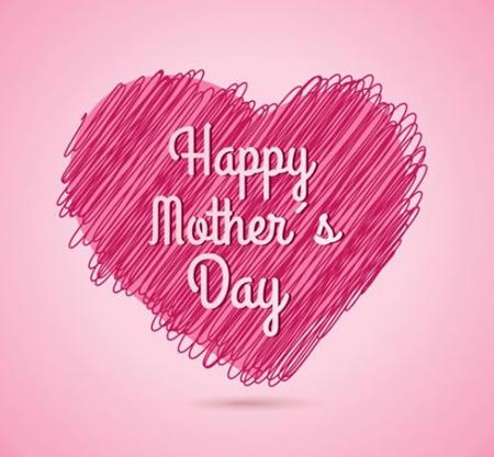 پوسترهای روز مادر, کارت پستال روز مادر