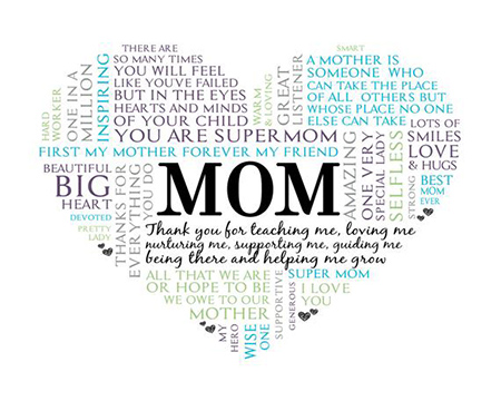 کلمه مادر،کلمه مادر زیبا