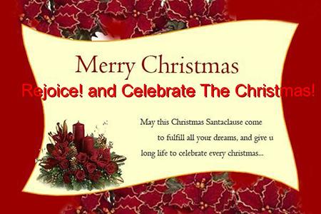 پوستر تبریک کریسمس,کارت پستال کریسمس