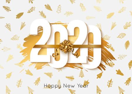 پوسترهای تبریک سال 2020, عکس های تبریک سال 2020