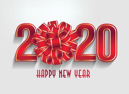 تبریک سال نو میلادی, کارت های تبریک سال 2020