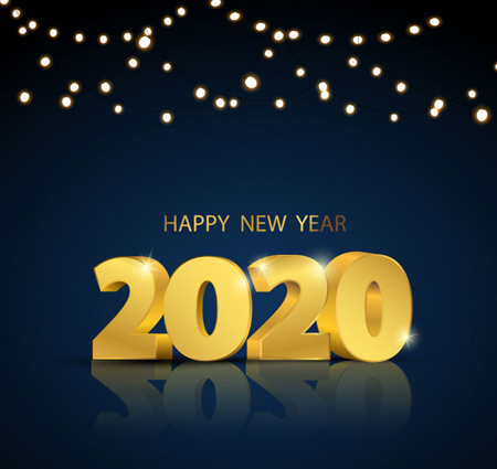 تبریک سال 2020 میلادی, جدیدترین تصاویر سال نو میلادی