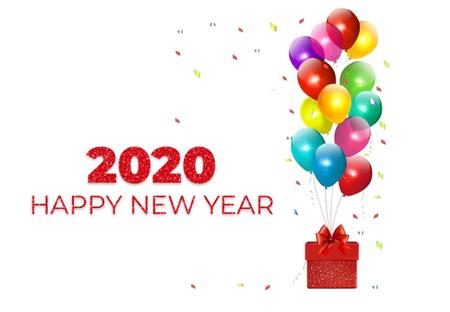 جدیدترین تصاویر سال نو میلادی, تبریک سال نو میلادی