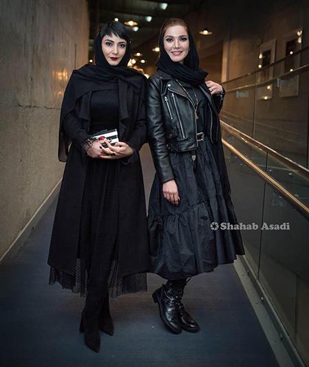 تیپ بازیگران زن ایرانی،تیپ بازیگران
