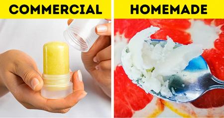 دئودورانت طبیعی, دئودورانت طبیعی بسازید, دئودورانت های طبیعی بهترین خوشبو کننده بدن