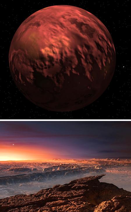 معرفی سیاره هایی سبیه زمین, سیاره های قابل سکونت