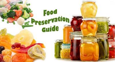 نکاتی برای نگهداری نادرست از مواد غذایی, راهنمای نگهداری از مواد غذایی