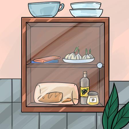 نگهداری نادرست مواد غذایی,روش نگهداری نادرست مواد غذایی