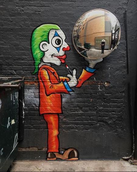 نقاشی خیابانی, نقاشی سه بعدی خیابانی
