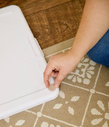 راه های مرتب کردن وسایل خانه,روش های مرتب کردن خانه