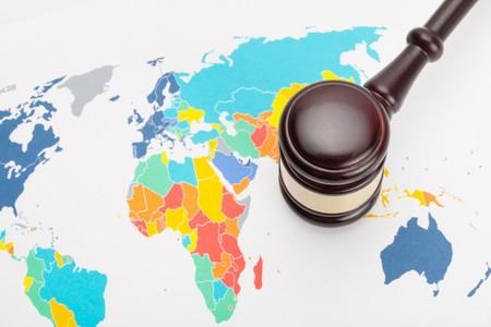 آشنایی با رشته حقوق بین الملل، دروس رشته حقوق بین الملل