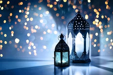 مناجات وداع با ماه رمضان, شعر وداع با رمضان